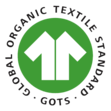 Logo de Global Organic Textile Standard