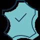 Logo certifiant que les matelas Cosme sont fabriqués en France